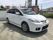 3 YEAR WARRANTY 2006 Mazda Premacy - One Owner Super Low KMs - Dual Power Doors - Compare in Okinawa, Japan