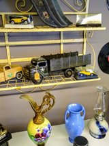 antique hubley/ Marx toy trucks in Cherry Point, North Carolina