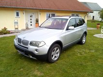 2007 BMW X3 2.5 SI, AWD, Automatic/ Leather/ Xenon in Spangdahlem, Germany