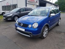 2005 VW POLO GROSS SPECIAL TURBO DIESEL * LOW KM * NEW INSPECTION in Spangdahlem, Germany