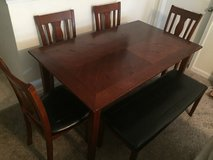 CAN DELIVER TODAY ONLY - DINING SET in Fort Campbell, Kentucky