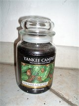 Yankee Candle large jar 22 ounces NEW in Stuttgart, GE