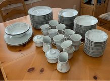 Fairfield Fine China Dinnerware Set Versailles Service for 16 in Batavia, Illinois