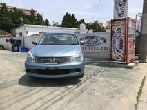 3 YEAR WARRANTY 2006 Nissan Bluebird - One Owner Super Low KMs - Clean - Extremely Nice - Compare in Okinawa, Japan