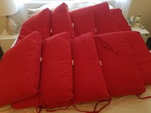 Cushions for patio furniture in Norfolk, Virginia