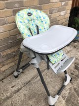 Chicco Polly High Chair in Kingwood, Texas