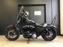 2016 HARLEY-DAVIDSON XL883 IRON UNLEADED GAS in Fort Campbell, Kentucky