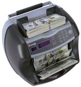 Cassida 6600 UV/MG Business Grade Currency Counter 1400 bills/min in Westmont, Illinois