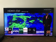 "Samsung 55"" Smart 4K LED TV in Kingwood, Texas"