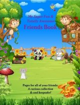 My Super Fun & Totally Awesome Friends Book in Wiesbaden, GE