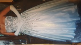 bridal/prom/quince/ball dress in Wilmington, North Carolina