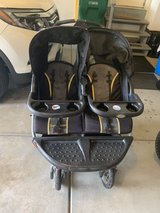 baby trend double jogging stroller in Chicago, Illinois
