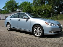 2012 Lexus ES350 V6 - Luxury and Sporty! in Ramstein, Germany