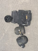Tool Belt/Caddy with knee pads in Kingwood, Texas
