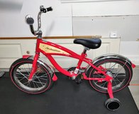 "Schwinn Roadster 16"" Children's Sidewalk Bicycle & Training Wheels in Fort Campbell, Kentucky"