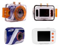 "Hasbro NERF HD ""Action Camcorder"" Kids Outdoor Underwater Sport Camera in Fort Campbell, Kentucky"