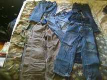 Size 7 boys jeans in Camp Lejeune, North Carolina
