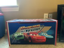 Disney CARS wooden Toy Box in Kingwood, Texas