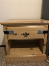 Set of 2 night stands in Travis AFB, California