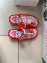 hello kitty flip flop in Okinawa, Japan