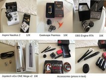 E-Smokes and Accessories in Wiesbaden, GE