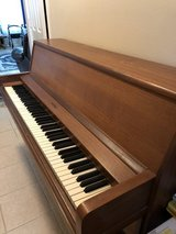 Concord Spinet Piano circa 1960's in Kingwood, Texas