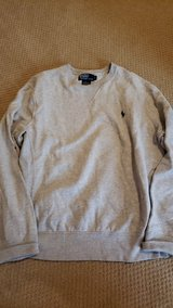 Men's Lg polo crew neck sweatshirt in Houston, Texas