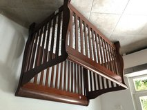 Baby 2-Way Crib and Changing Table in Wiesbaden, GE