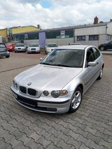 Great 2002 Automatic BMW 316 ti Compact in Ramstein, Germany