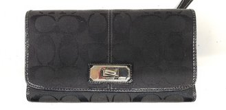 Coach wallet w/checkbook cover in Tomball, Texas