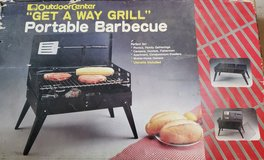 GET A WAY GRILL (unused) in Houston, Texas