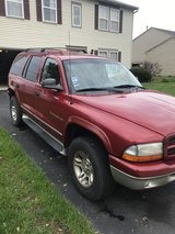 2001 Dodge Durango- Fully Loaded in Chicago, Illinois