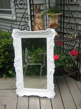 fancy dancy cottage chic mirror in Naperville, Illinois