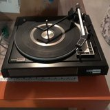 Vintage McDonald BSR TurnTable in Shorewood, Illinois