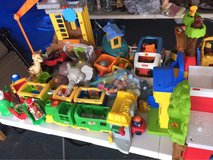 Fisher price Little People toys in Camp Lejeune, North Carolina