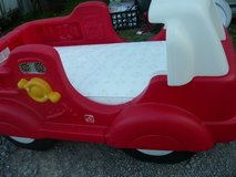 Fire Truck Bed in Fort Campbell, Kentucky