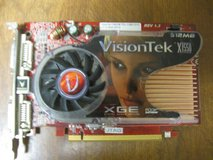 VisionTek X1550 256 Mb PCIe Graphics Card in Kingwood, Texas