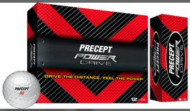 Reduced...Precept Powerdrive golf balls in Alamogordo, New Mexico