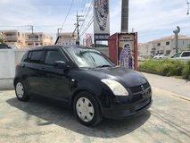 WOW 2 YEAR WARRANTY 2007 Suzuki Swift - Clean - Low KMs - Well Maintained - Compare/$ave in Okinawa, Japan