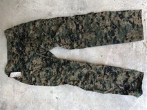 4 pairs Woodland digital Marpat Camo trousers in Houston, Texas