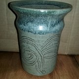 """Beautiful artist pottery vase 7"""" in Conroe, Texas"""