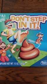 Don't step in it board game-NIB in Kingwood, Texas