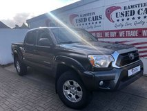 2014 Toyota Tacoma Double Cab V6 4WD in Ramstein, Germany