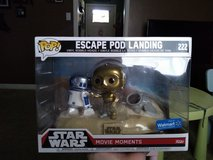 Funko Pop Star Wars collectible in Fort Campbell, Kentucky