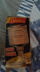 Coleman Filter Funnel (vintage) in Byron, Georgia