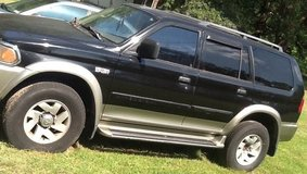2001 Mitsubishi Montero Sport in Beaufort, South Carolina