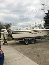 22 ft Grady white seafare in Tinley Park, Illinois