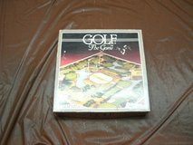 Golf The Game Board game 1985 in Orland Park, Illinois