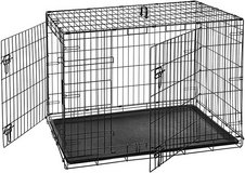 Large Dog Crate 42 Inch in Cherry Point, North Carolina