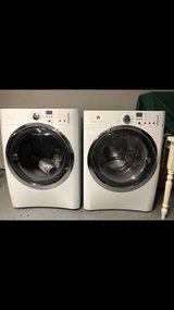 Electrolux washer and dryer set in Conroe, Texas